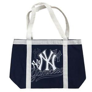 MLB NY Yankees Tailgate Tote Bag